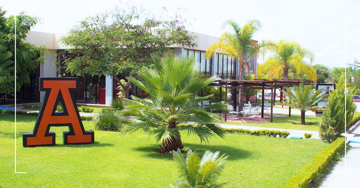 Universidad privada Anáhuac Oaxaca